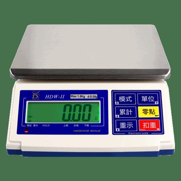 HDW-II電子桌秤 | 沛禮國際 Polit 電子秤專賣