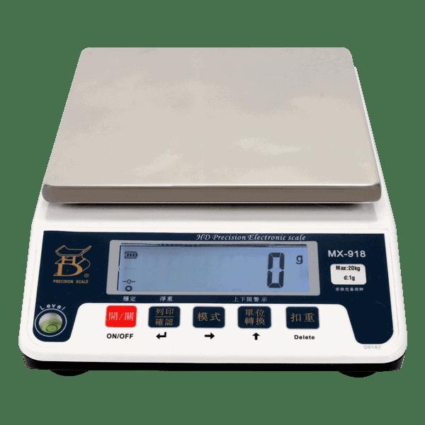MX-918 | 沛禮國際 Polit 電子秤專賣