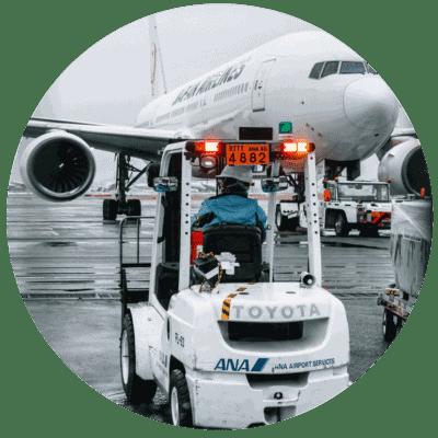 航空業專用電子秤|沛禮國際秤重設備專賣
