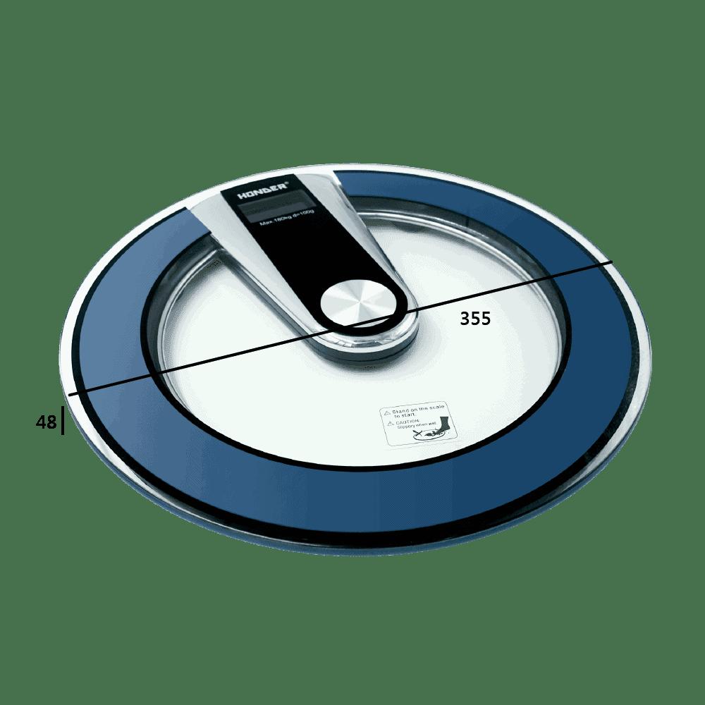 語音體重秤尺標