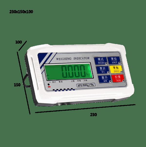 電子秤顯示器|沛禮國際秤重設備專賣