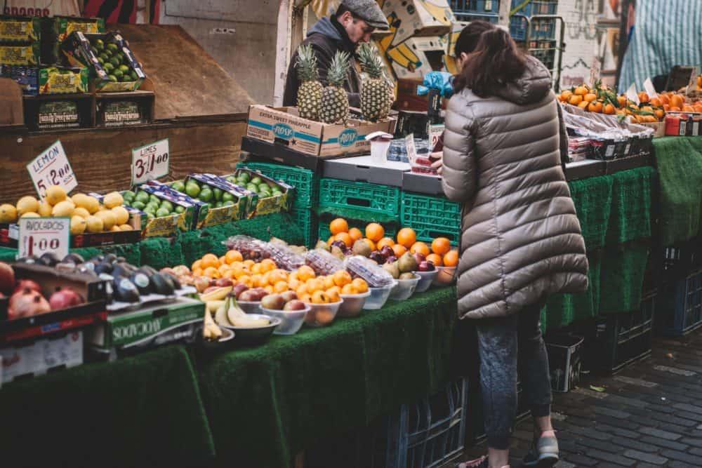 水果批發業專用電子秤|沛禮國際秤重設備專賣
