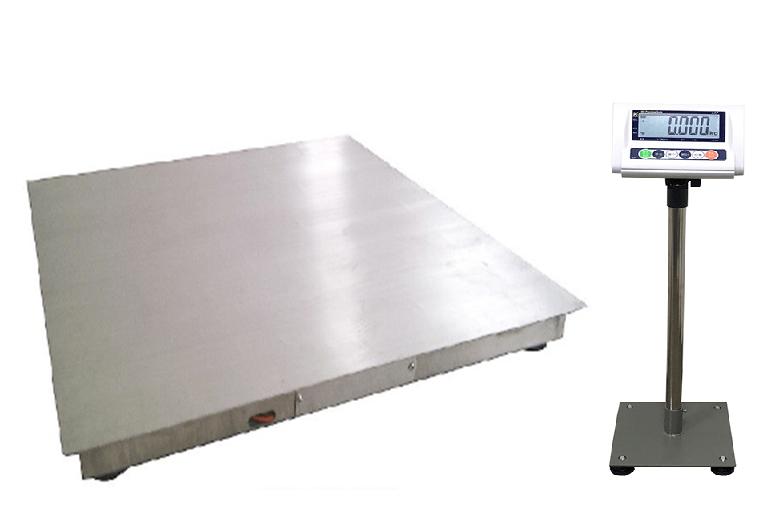 不鏽鋼 單層 地磅 顯示器支架 | 沛禮國際 Polit 電子秤專賣