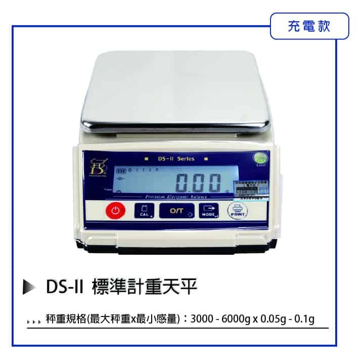 DS-∥ 電子天平 方盤 充電款 | 沛禮國際 Polit 電子秤專賣