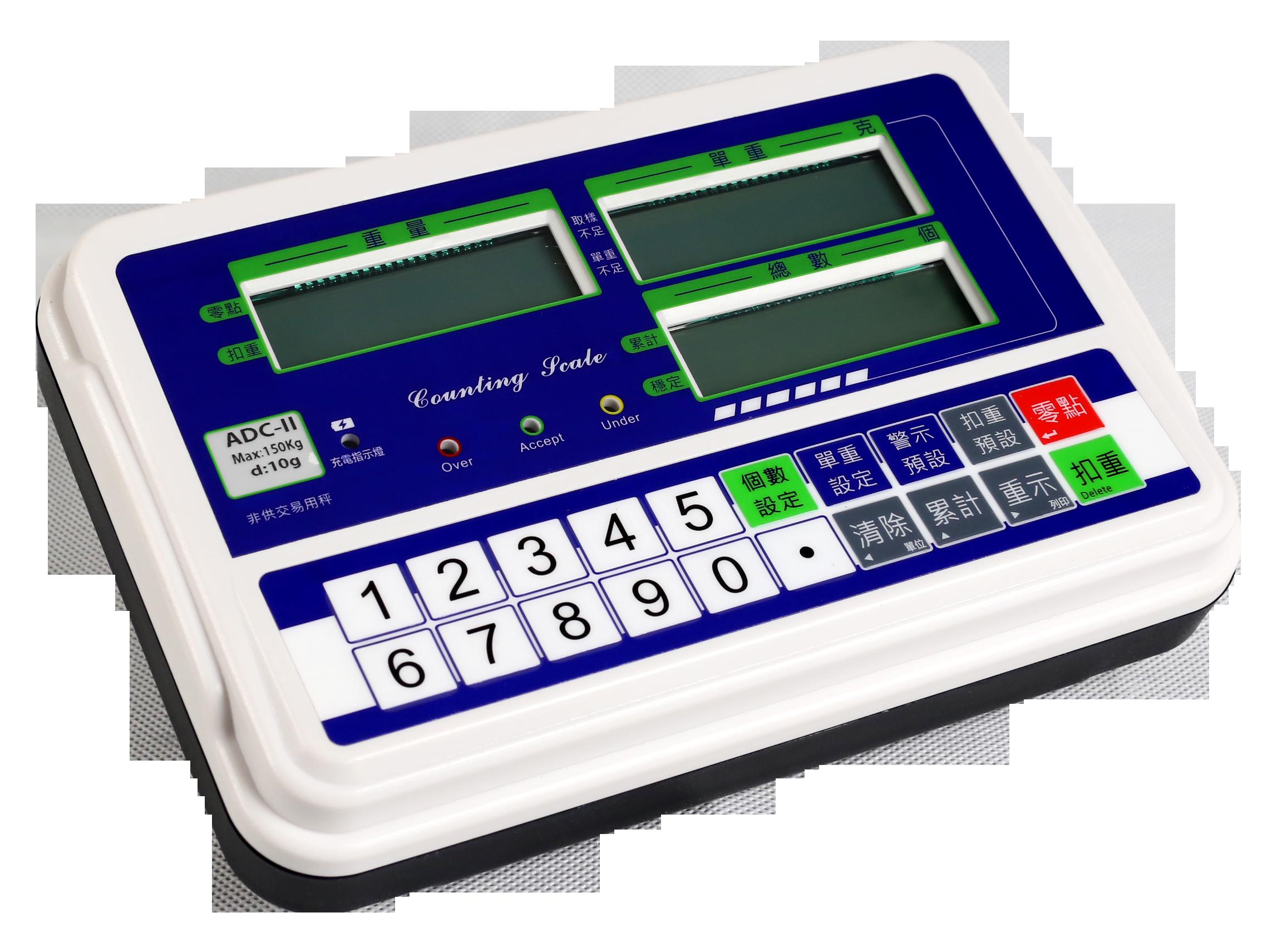 LCD計數顯示器