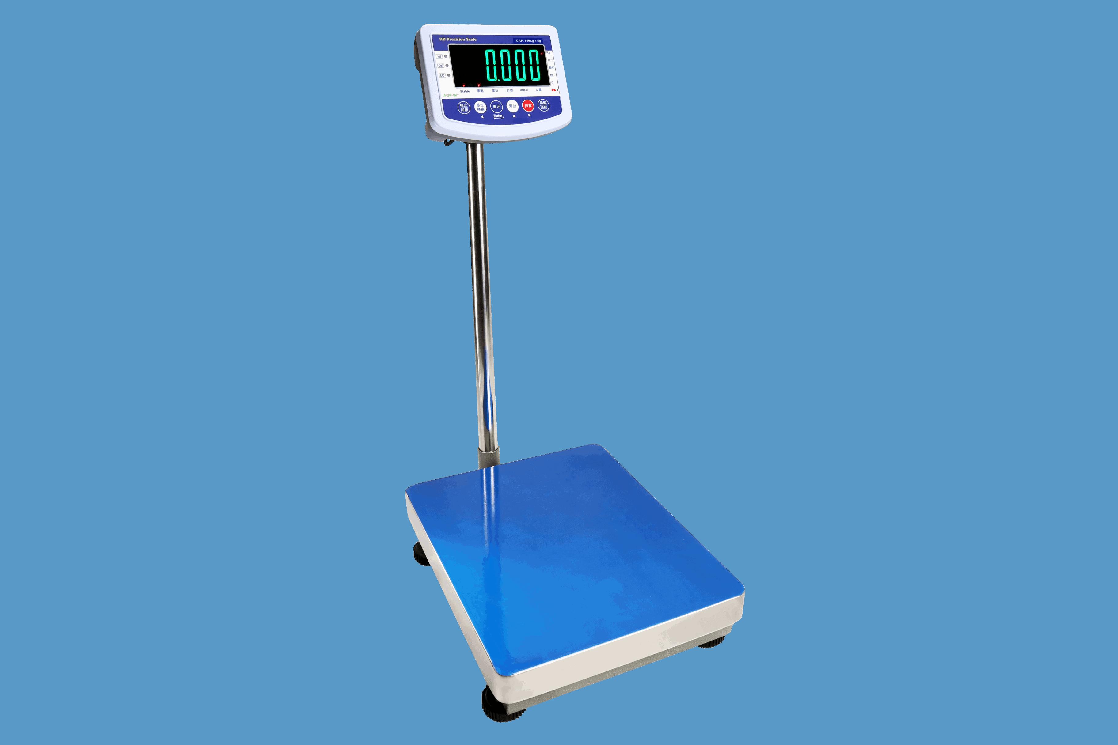 AGP落地台秤 | 沛禮國際 Polit 電子秤專賣