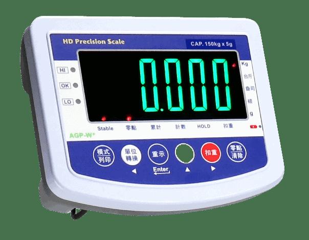 AGP 顯示器 | 沛禮國際 Polit 電子秤專賣