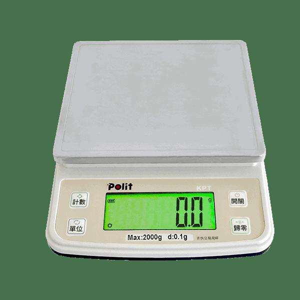 KPT數位電子秤 | 沛禮國際 Polit 電子秤專賣