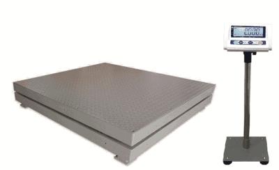 雙層地磅+顯示器 | 沛禮國際 Polit 電子秤專賣