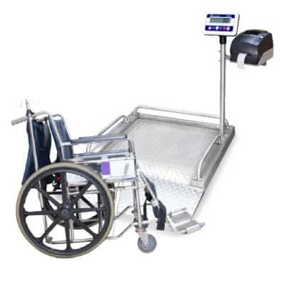 醫療輪椅秤 | 沛禮國際 Polit 電子秤專賣