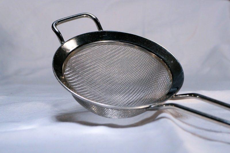 篩網 新手必備烘焙工具有哪些?6個烘焙必備的工具 | 沛禮國際 Polit 電子秤專賣