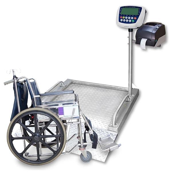 輪椅專用秤|沛禮國際