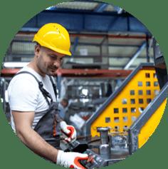 機械工廠 應用市場 | 沛禮國際 Polit 電子秤專賣